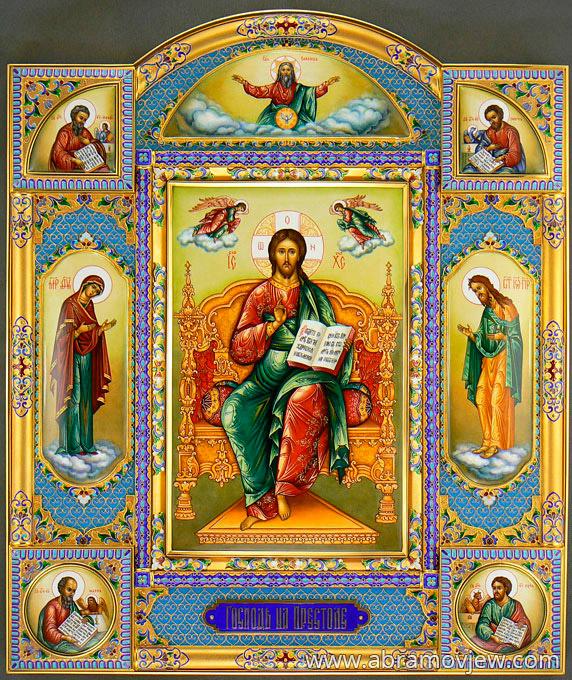 престоле, икона господа вседержителя ...: www.abramovjew.com/kupit/ikona_gospod_vsederzhitel_hristos_spasitel...