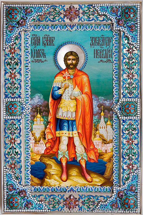 Невский купить, купить икона ...: www.abramovjew.com/catalog/abramov/icons/position/0101056.php