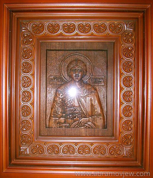 Иконы своими руками дверь 35